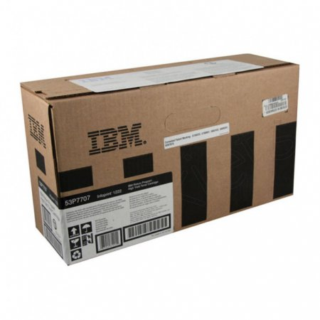 IBM 53P7707 HY Black OEM Toner Cartridge for Infoprint 1222