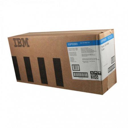 IBM 53P9393 HY Cyan OEM Toner Cartridge for Infoprint 1228/1357