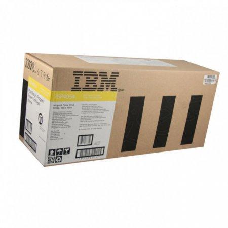 IBM 75P4054 Yellow Return Program OEM Laser Toner Cartridge
