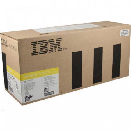 IBM 75P4058 Hi-Yield Yellow OEM Toner Cartridge