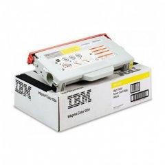 IBM 75P5429 HY Yellow OEM Toner Cartridge for Infoprint 1334