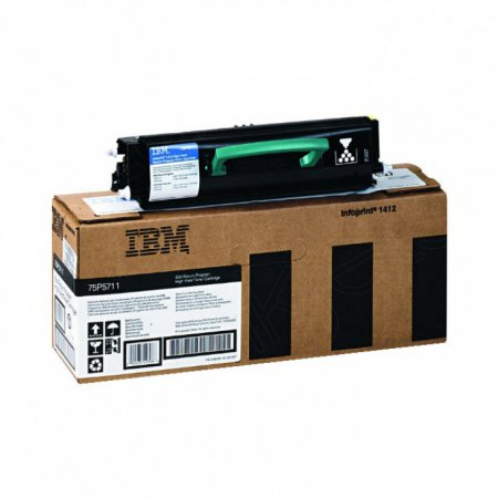 IBM 75P5711 HY Black OEM Laser Toner Cartridge