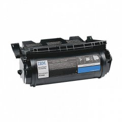 IBM 75P6963 EHY Black OEM Toner Cartridge for Infoprint 1572