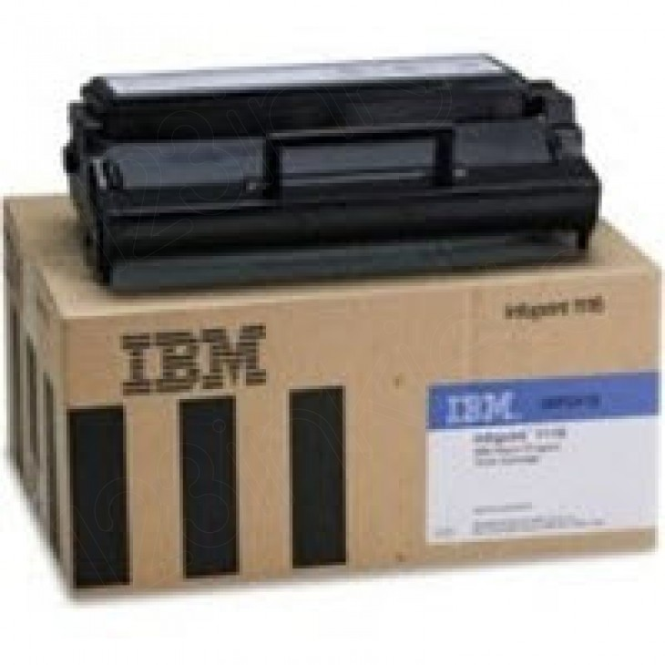 IBM MCR2010 High-Yield Black OEM MICR Laser Toner Cartridge