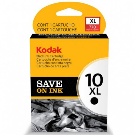 Kodak 8237216 Ink Cartridge, High Yield Black, OEM
