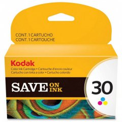 Kodak 1022854 Ink Cartridge, Color, OEM