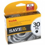 Kodak 1550532 Ink Cartridge, High Yield Black, OEM