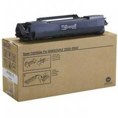 Konica Minolta 0938-402 Black OEM Laser Toner Cartridge