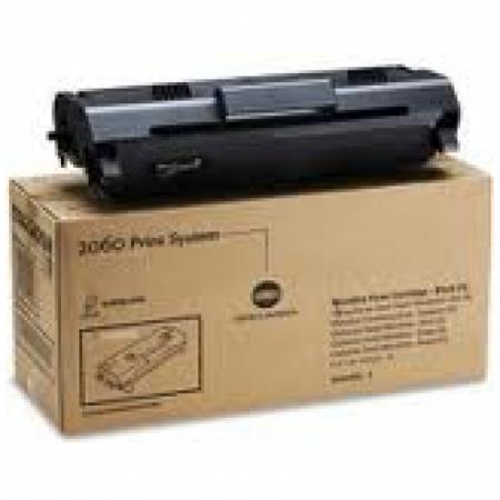 Konica Minolta 1710171-001 Black OEM Laser Toner Cartridge