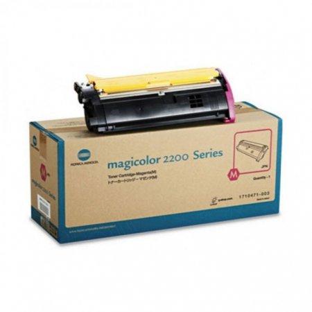 Konica Minolta 1710471-003 Magenta OEM Toner Cartridge
