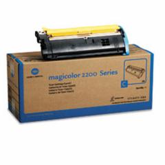Konica Minolta 1710471-004 Cyan OEM Laser Toner Cartridge