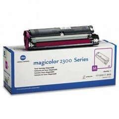 Konica Minolta 1710517-003 Magenta OEM Toner Cartridge