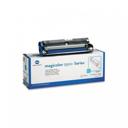 Konica Minolta 1710517-004 Cyan OEM Toner Cartridge