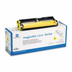 Konica Minolta 1710517-006 HY Yellow OEM Toner Cartridge