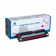Konica Minolta 1710517-007 HY Magenta OEM Toner Cartridge