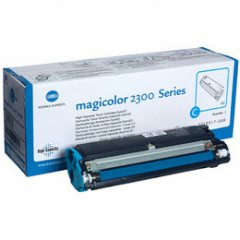 Konica Minolta 1710517-008 HY Cyan OEM Toner Cartridge