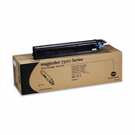 Konica Minolta 1710530-001 Black OEM Laser Toner Cartridge
