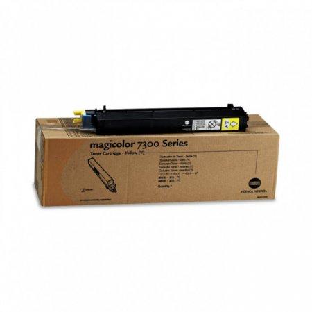 Konica Minolta 1710530-002 Yellow OEM Laser Toner Cartridge