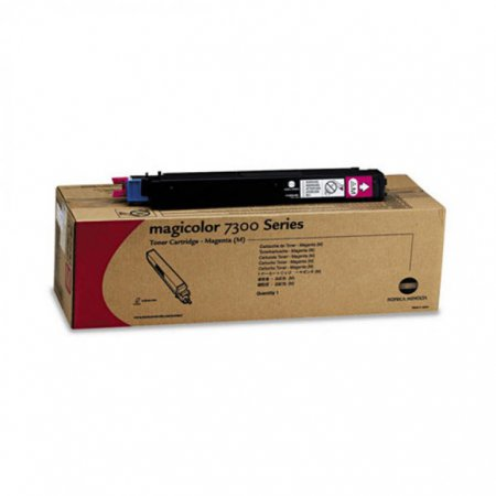 Konica Minolta 1710530-003 Magenta OEM Toner Cartridge