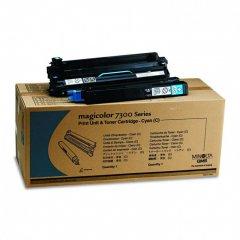 Konica Minolta 1710530-004 Cyan OEM Laser Toner Cartridge