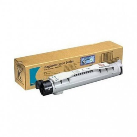 Konica Minolta 1710550-001 Black OEM Laser Toner Cartridge