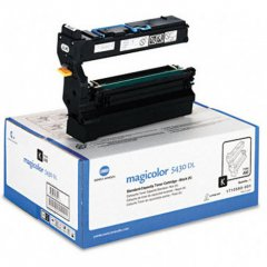 Konica Minolta 1710580-001 Black OEM Laser Toner Cartridge