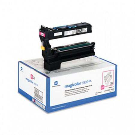 Konica Minolta 1710580-003 Magenta OEM Toner Cartridge