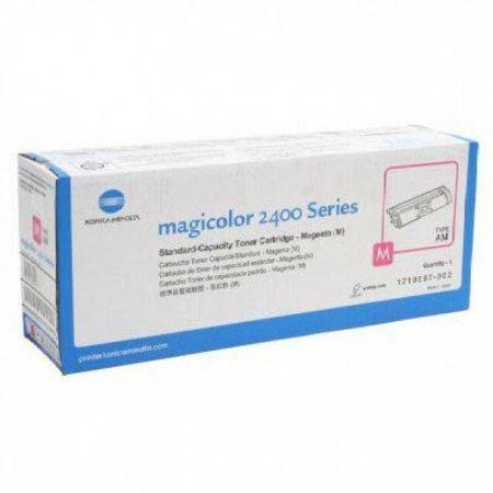 Konica Minolta 1710587-002 Magenta OEM Toner Cartridge