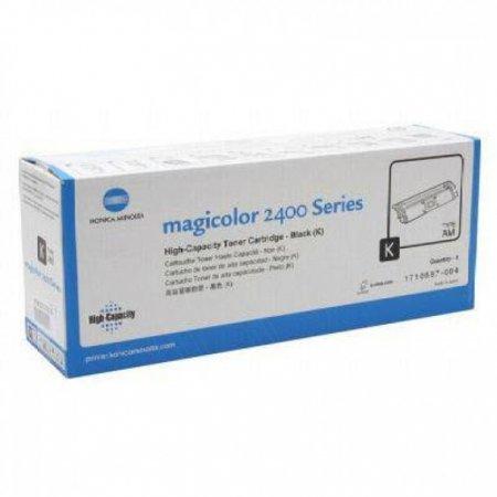 Konica Minolta 1710587-004 HY Black OEM Toner Cartridge