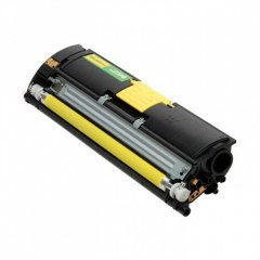 Konica Minolta 1710587-005 HY Yellow OEM Toner Cartridge