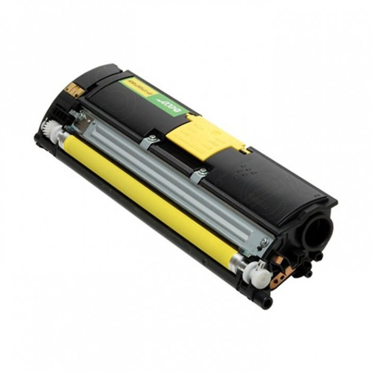 Konica Minolta 1710587-005 HY Yellow OEM Toner Cartridge