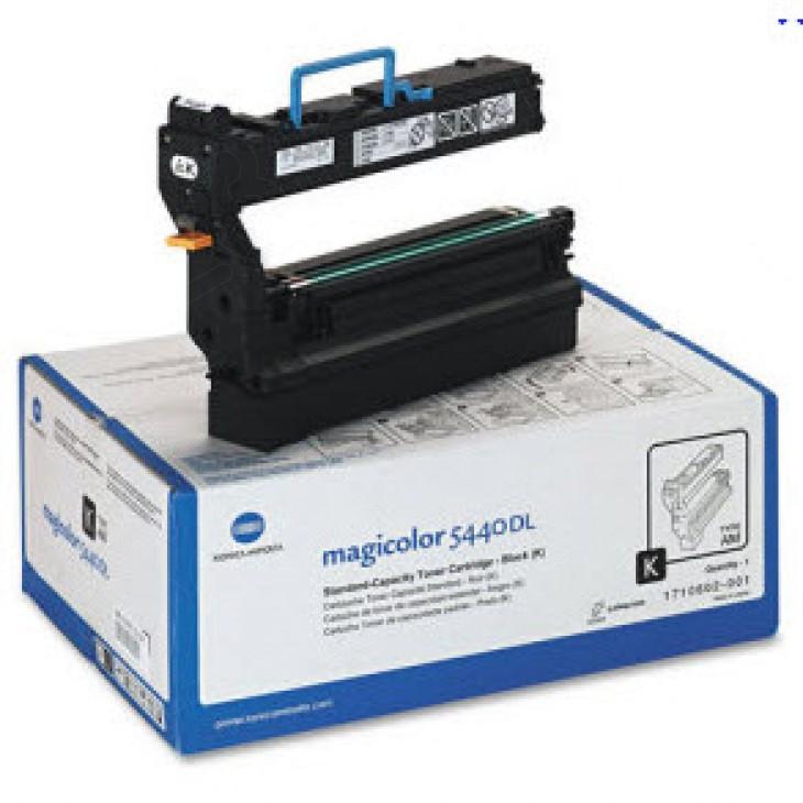 Konica Minolta 1710602-006 HY Yellow OEM Toner Cartridge