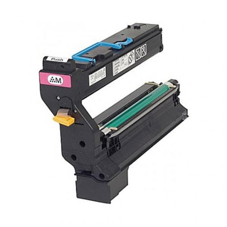 Konica Minolta 1710602-007 HY Magenta OEM Toner Cartridge