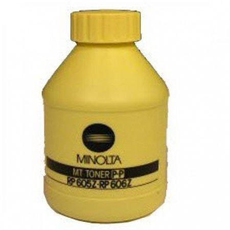 Konica Minolta 891-0203 Black OEM Laser Toner Cartridge (4 Pack)