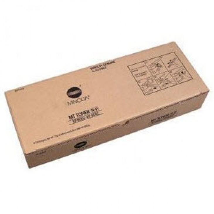 Konica Minolta 891-0204 Black OEM Laser (4 Pack) Toner Cartridge