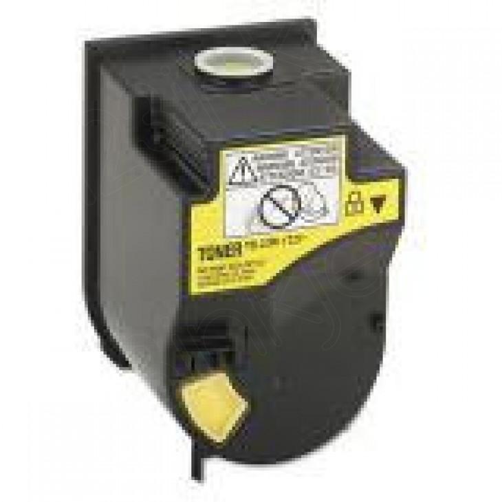 Konica Minolta 8937-906 Yellow OEM Laser Toner Cartridge
