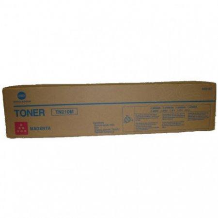 Konica Minolta 8938-507 (TN210M) Magenta OEM Toner Cartridge