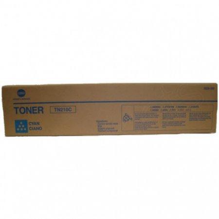 Konica Minolta 8938-508 (TN210C) Cyan OEM Toner Cartridge