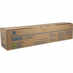 Konica Minolta 8938-702 (TN312Y) Yellow OEM Toner Cartridge
