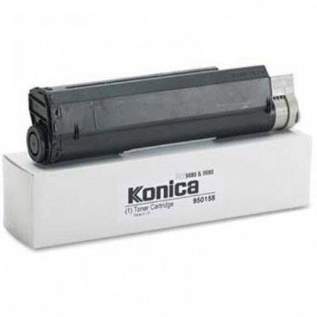 Konica Minolta 950158 Black OEM Laser Toner Cartridge