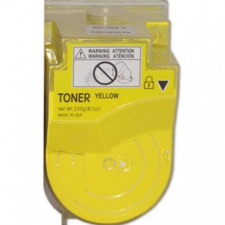 Genuine Konica-Minolta TN302Y Yellow Toner