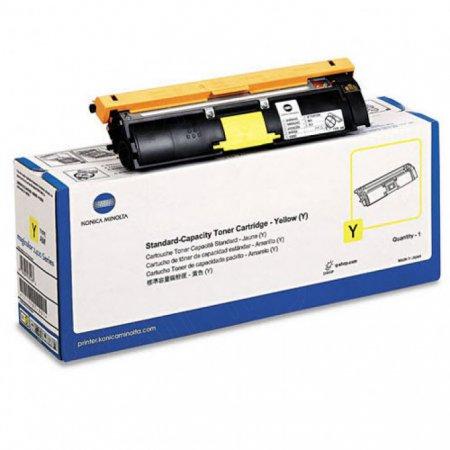 Genuine Konica-Minolta TN212Y Yellow Toner