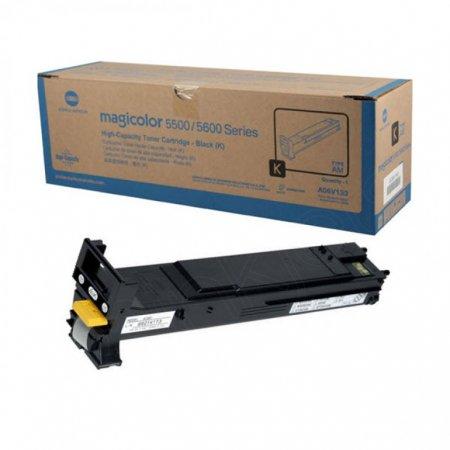 Konica Minolta A06V133 High-Yield Black OEM Toner Cartridge