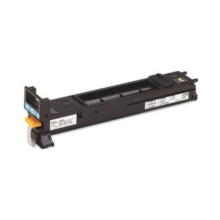 Konica Minolta A06V432 Cyan OEM Laser Toner Cartridge