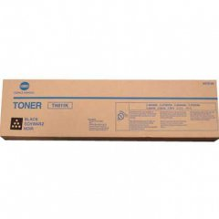 Genuine Konica-Minolta TN611K Black Toner