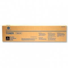 Genuine Konica-Minolta TN411K Black Toner