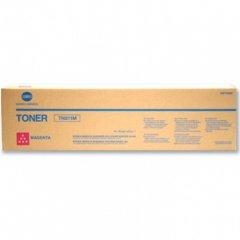 Genuine Konica-Minolta TN611M Magenta Toner