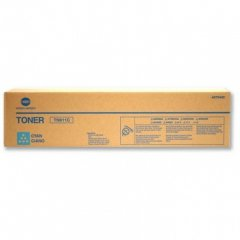 Genuine Konica-Minolta TN611C Cyan Toner
