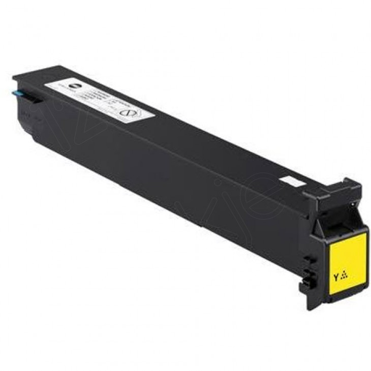 Konica Minolta A0D7233 Yellow Toner Cartridges