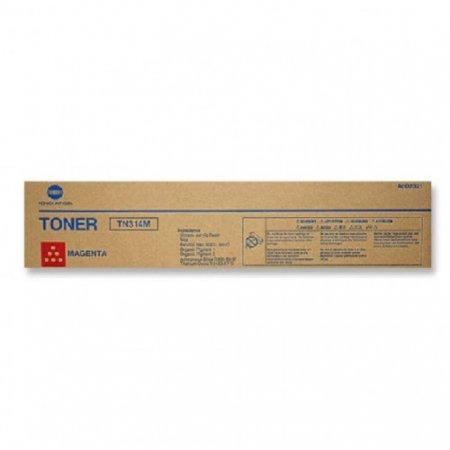 Genuine Konica-Minolta TN314M Magenta Toner